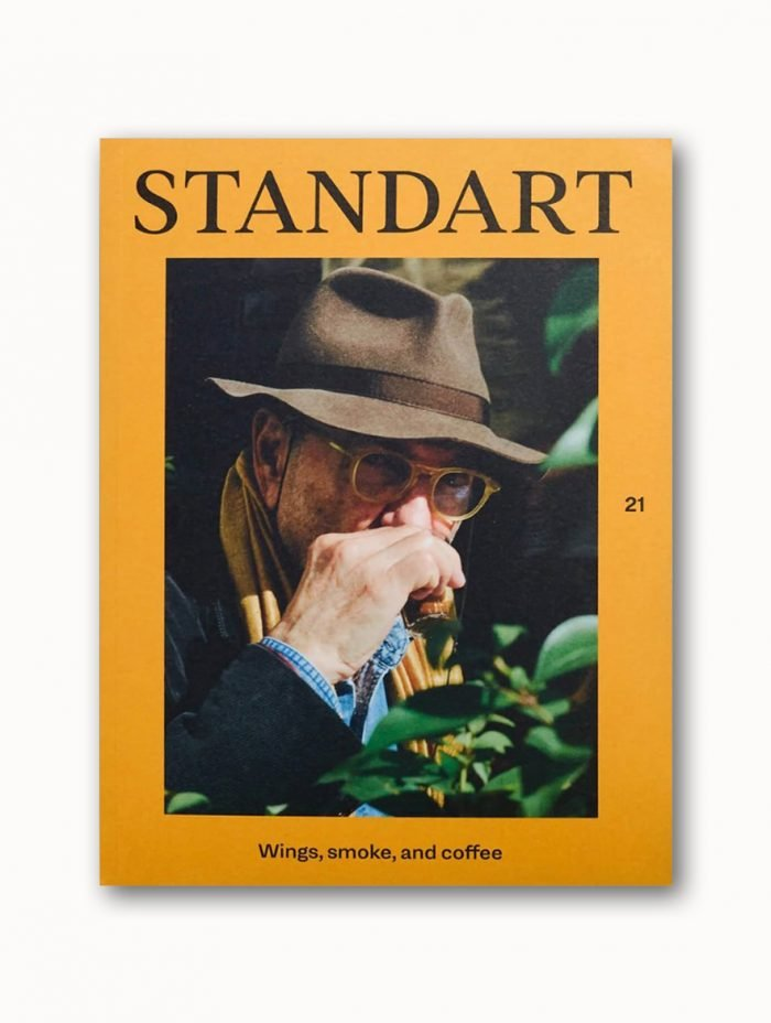 Standart Issue 21: Wings, smoke, and coffee