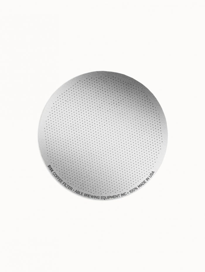 Able Brewing Disk - Coffee Filter for Aeropress