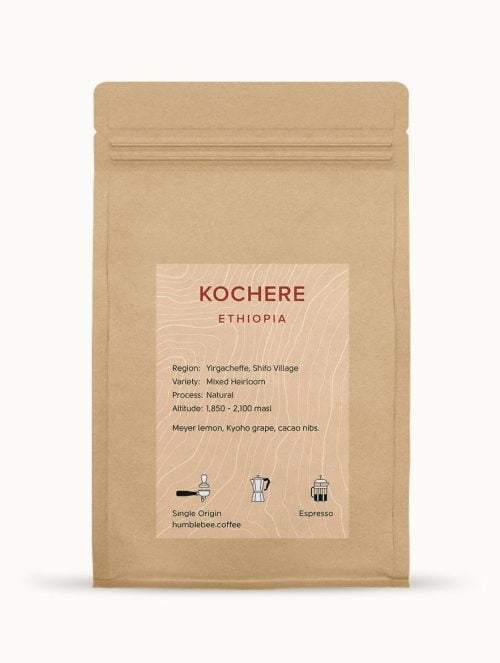 Ethiopia Kochere Espresso Coffee