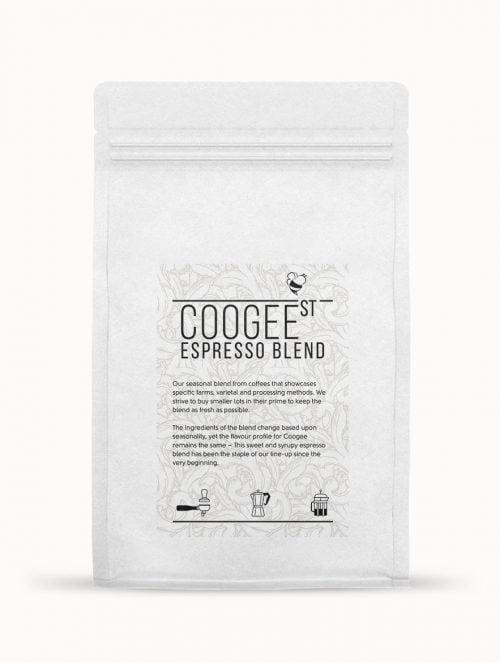 Coogee Street Espresso Blend