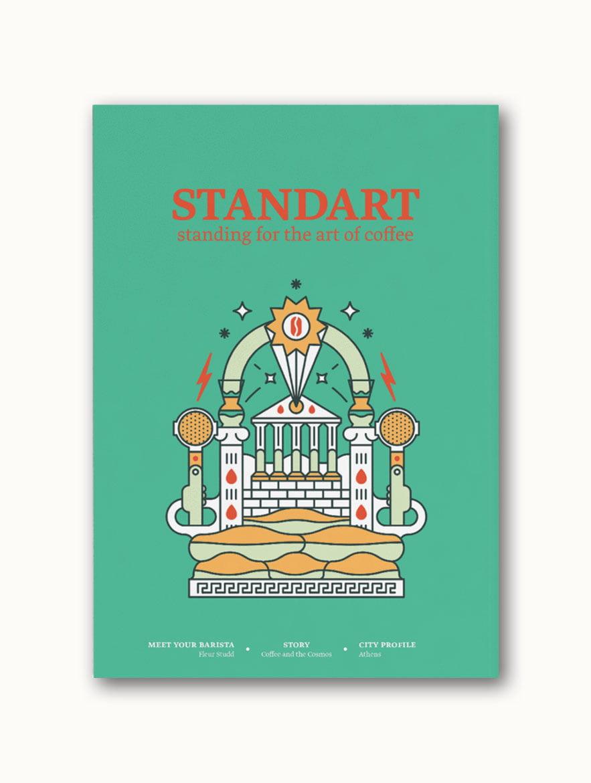 Standart Magazine - Issue 12