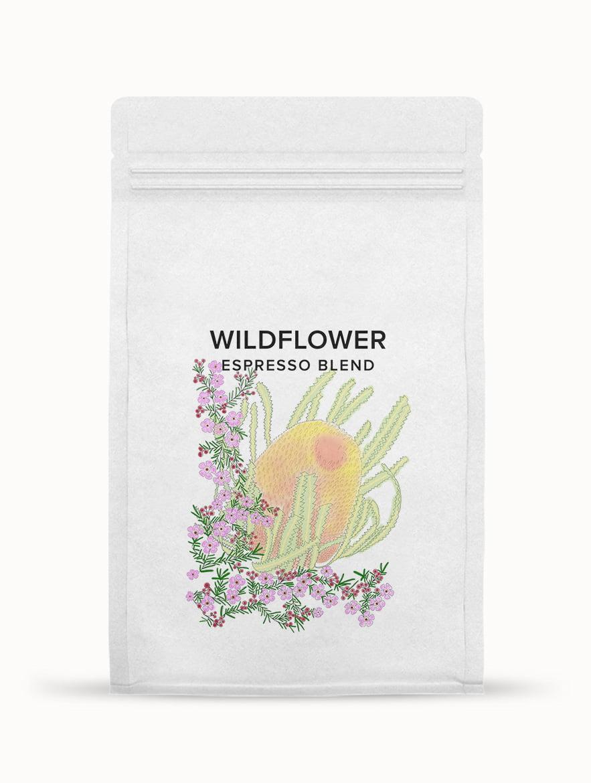 Wildflower Espresso Coffee Blend