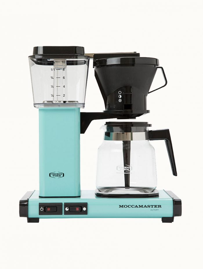 Moccamaster Classic KB741AO - Classic Turquoise